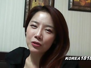 KOREA1818.COM - Hot Korean Bird Filmed for SEX
