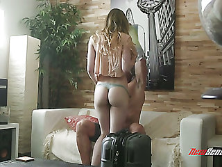 Emotional cunnilingus performed be advisable for Ivy Wolfe gets turned come by hot ride